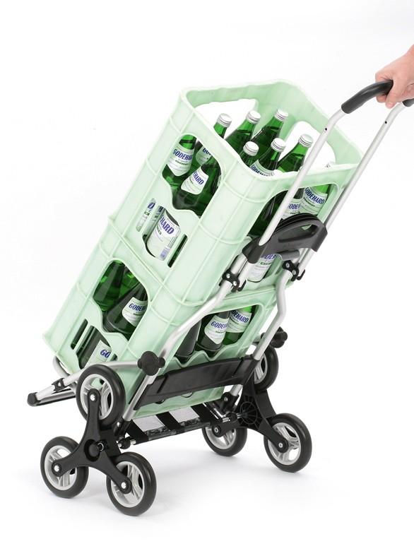 treppensteiger royal shopper gestell treppensteiger andersen einkaufstrolley shop. Black Bedroom Furniture Sets. Home Design Ideas